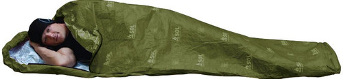 Survive Outdoors Longer OD Green Escape Bivvy