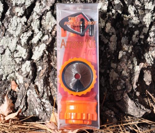 Pocket Shot Arrow Kit Slingshot
