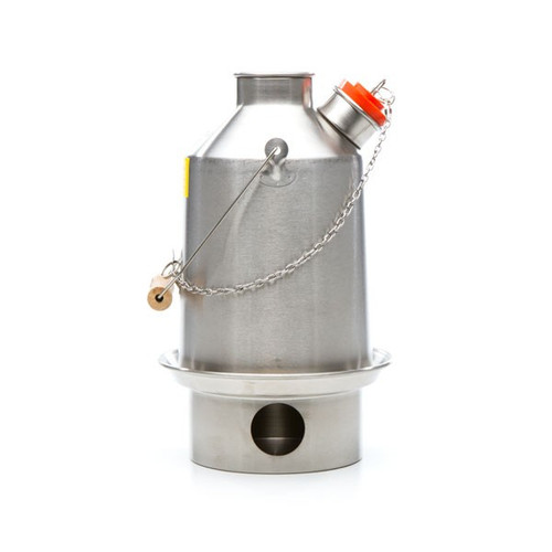 Stainless Steel Scout Medium Kelly Kettle