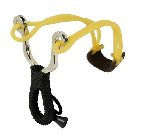 Dual Band Steel Pocket Slingshot