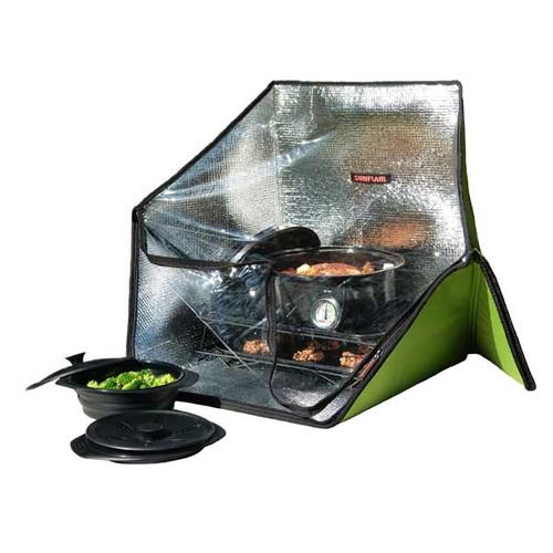 Deluxe Solar Oven Kit