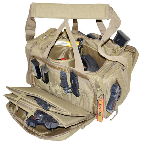 Tactical Range Bag - Tan