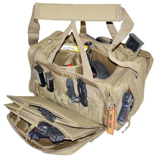 Tactical Range Bag - Tan