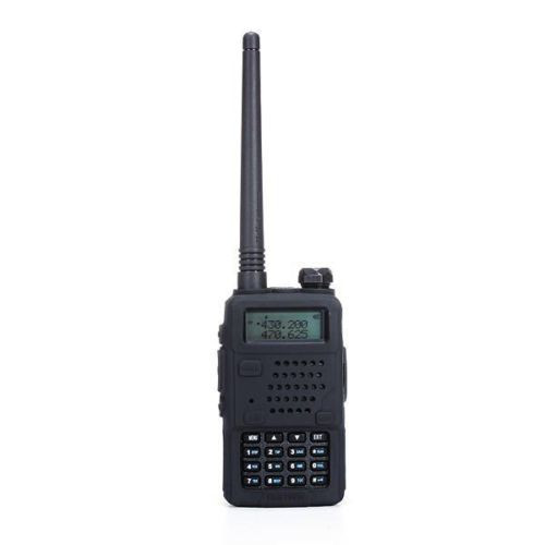 Baofeng UV-5R Black Rubber Case