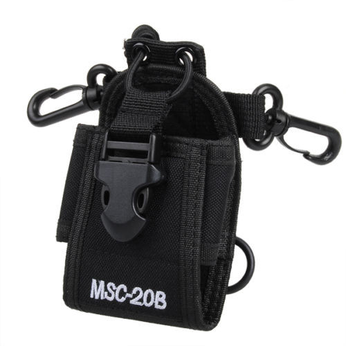 Baofeng UV-5R Black Nylon Case