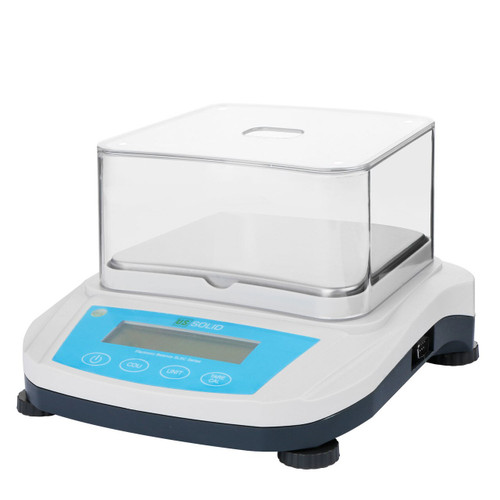 U.S. Solid Precision Balance Digital Lab Scale 600g, 1kg, 2kg, 3kg x 0.01g, RS232 Interface