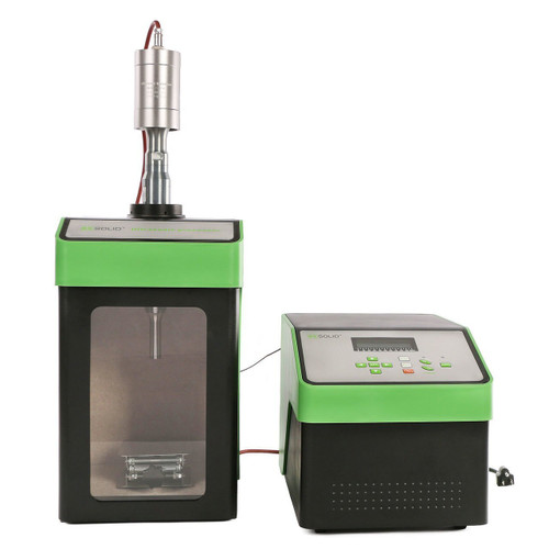 600W Ultrasonic Homogenizer, 20 to 500ml Ultrasonicator Cell Disruptor
