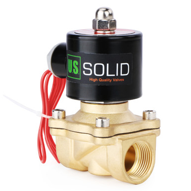 """for Air Water Gas Diesel Details about  /NEW DC 24v Electric Solenoid Valve g3//4/"""" BSP show original title"""