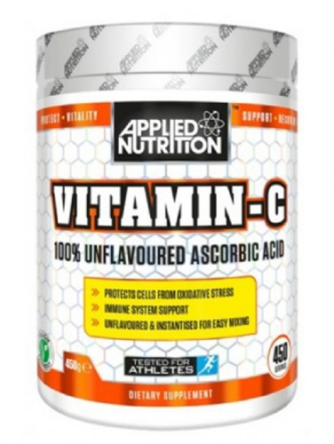 Applied Nutrition Vitamin C Powder 450g - Informed Sports