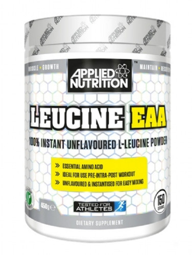 Applied Nutrition Leucine EAA Powder 450g - Informed Sports