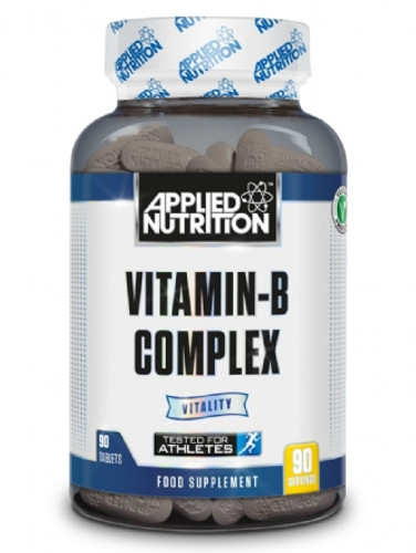 Applied Nutrition Vitamin B Complex 90 x Veggie Tablets