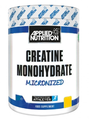 Creatine Monohydrate is suitable for anyone partaking in prolonged or high-intensity exercise, looking to improve physical performance. Applied Nutrition's Creatine provides the purest, most readily absorbed Creatine Monohydrate formula available. Studies report that the increase of Creatine levels will help delay the onset of fatigue, increase energy metabolism in the muscle cells and enhance the body's overall training capability.