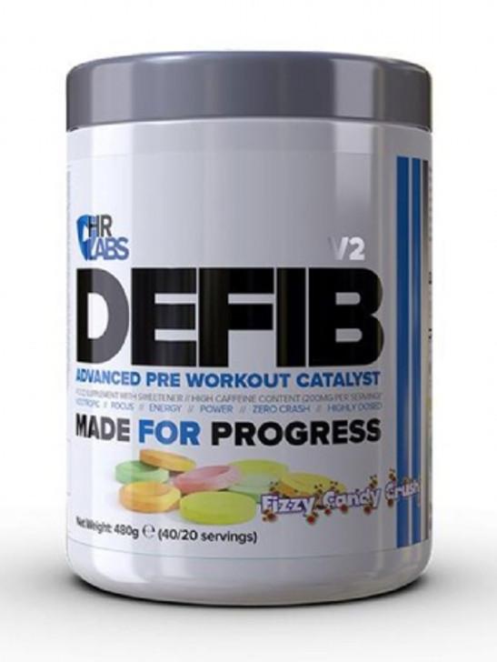 HR Labs Defib V2 Pre Workout 480g