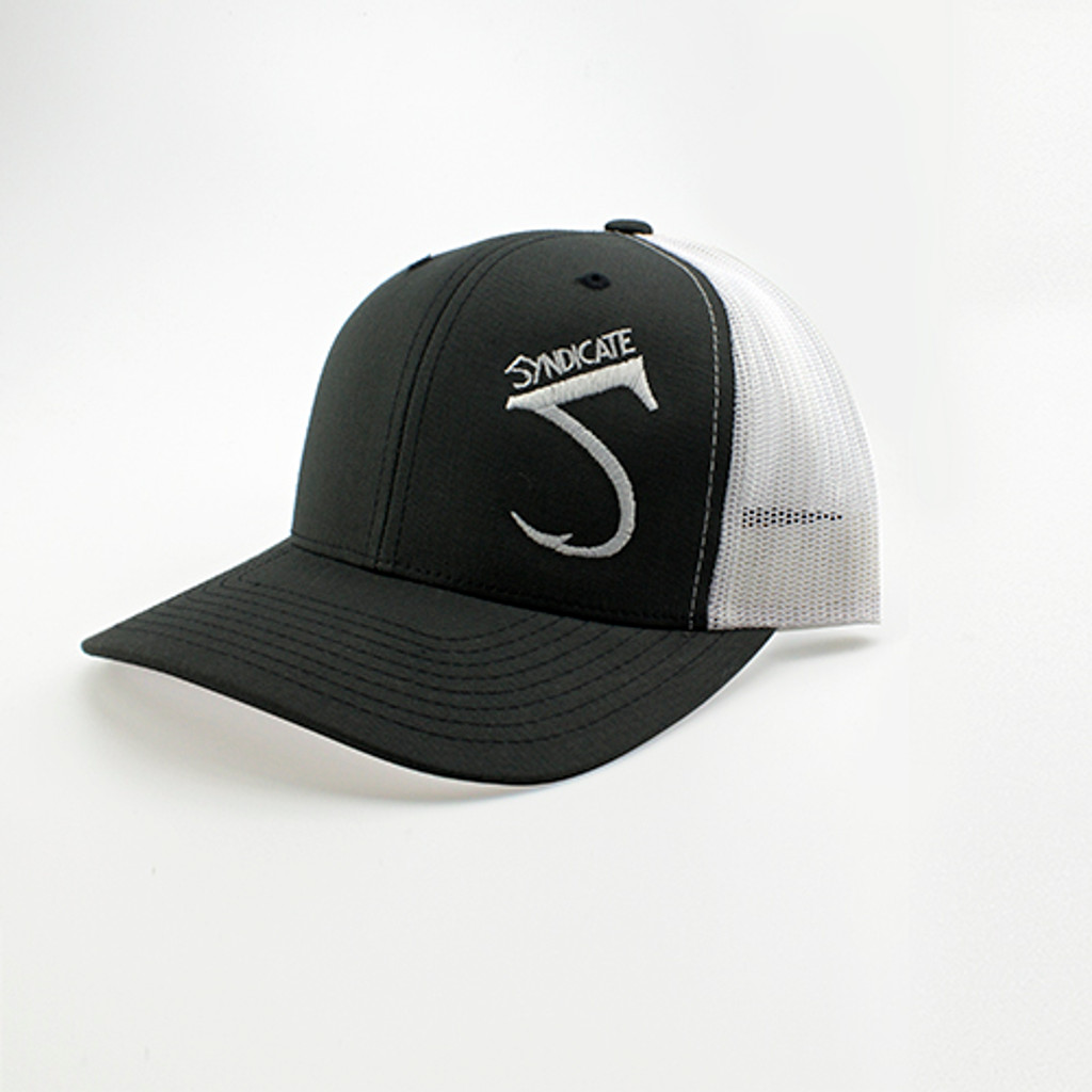 Syndicate Charcoal/White Trucker Hat
