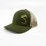 Syndicate Olive/Khaki Trucker Hat