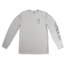 Dirty Nympher Gray Solar Long Sleeve