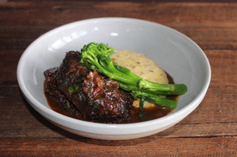 3 Course Menu - Beef Cheeks with Truffle Mash / Pan Fried Gnocchi (Menu 2) - 2 People