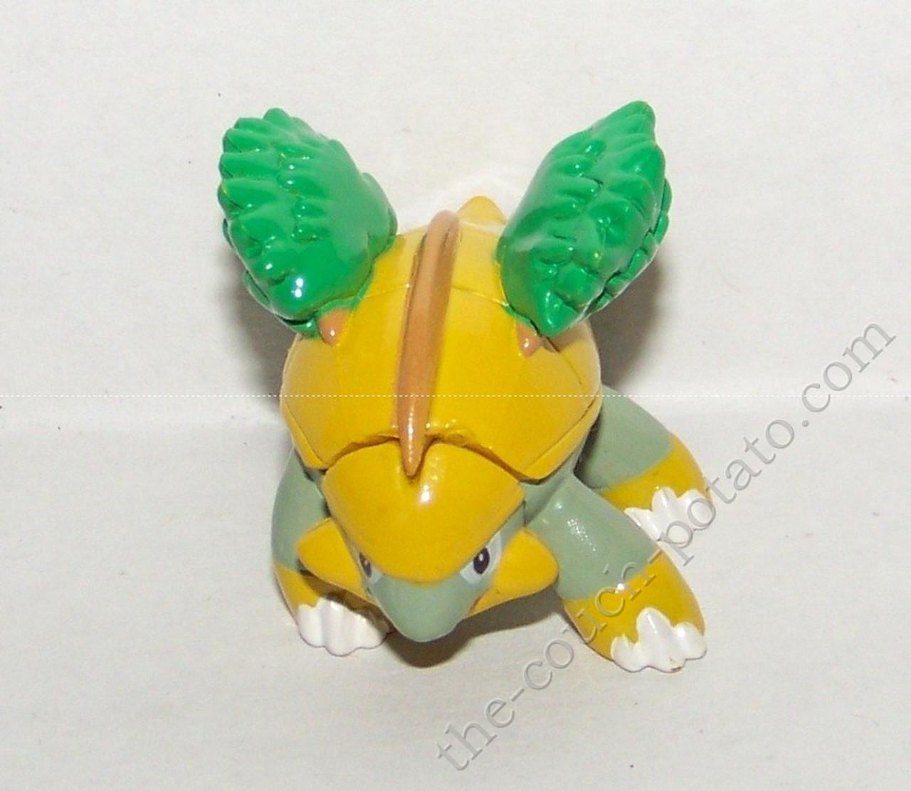 Pokemon Grotle Clipping Figure Bandai