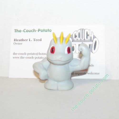 Pokemon Machop Kid Figure Bandai Pokekid