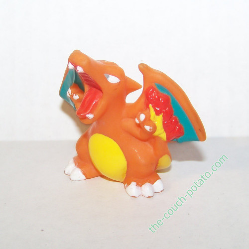 Pokemon Charizard Kid Figure Bandai