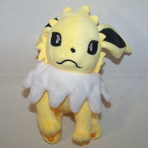 Pokemon Jolteon Plush