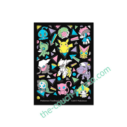 Pokemon Card Sleeves TCG Poke Doll Mythical Mania