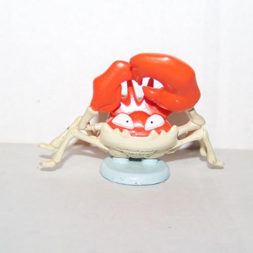 Pokemon Kingler Tomy Figure