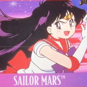 Sailor Mars Products