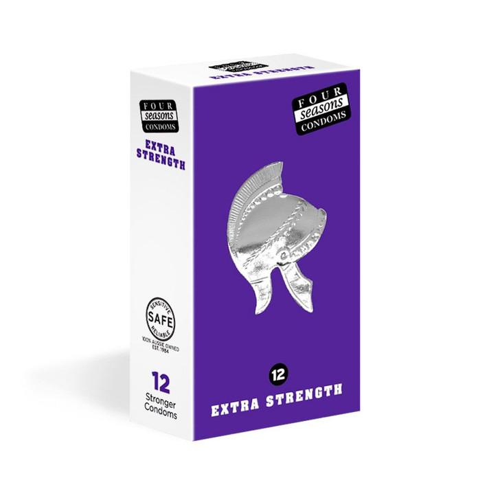 Four Seasons Extra Strength Condoms