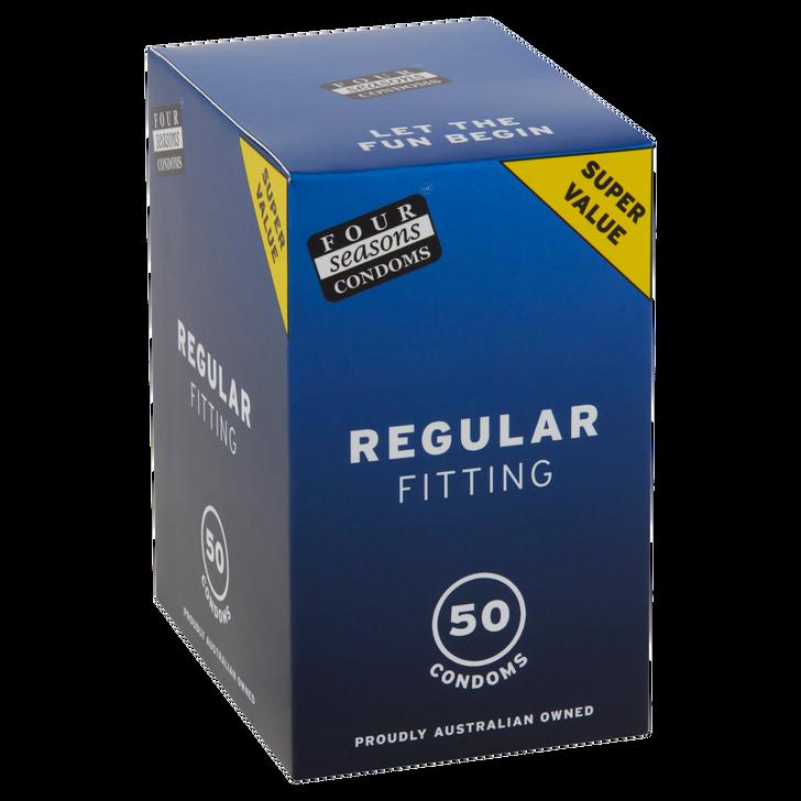 Regular Fitting 50 pack