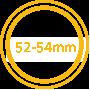 52-54mm wide