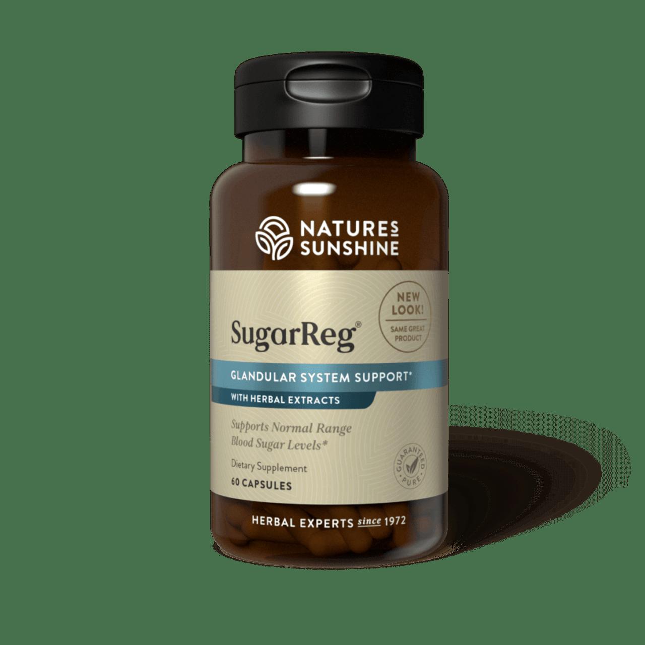 SugarReg® (60 caps)