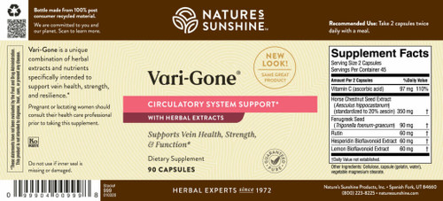 Vari-Gone® (90 caps)