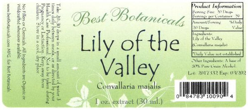 Lily Of The Valley Extract (1 oz)