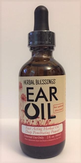 Ear Oil 2 fl. oz.
