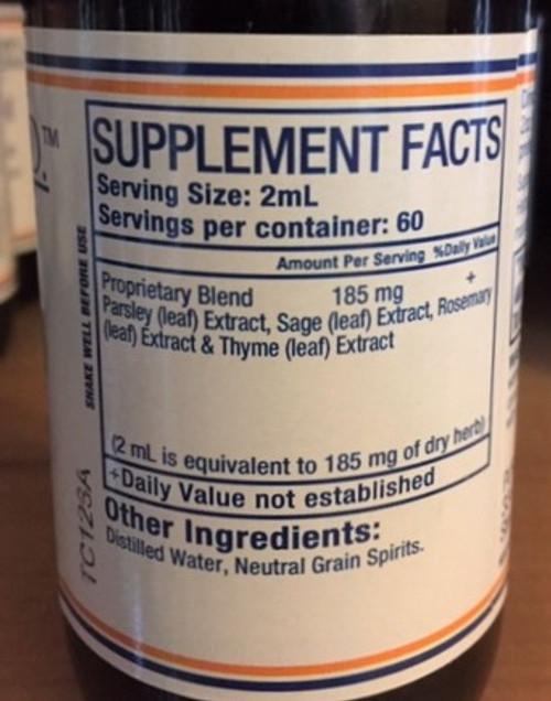 Pure Herbs, Ltd.  AP-W (4 oz.)