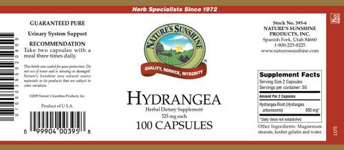 Hydrangea (100 caps)