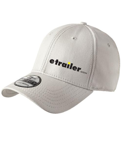 New Era® - Structured Stretch Cotton Cap