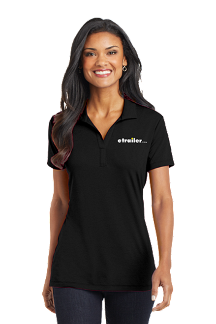 Ladies Port Authority® Cotton Touch Performance Polo
