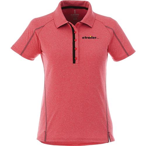 Ladies' Macta Short Sleeve Polo