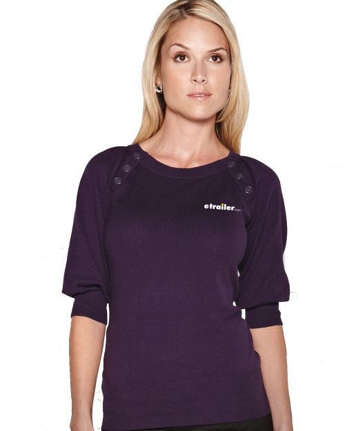 Emma 3/4 Sleeve Sweater