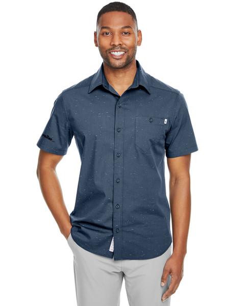 Men's Stryke Woven Short-Sleeve Shirt