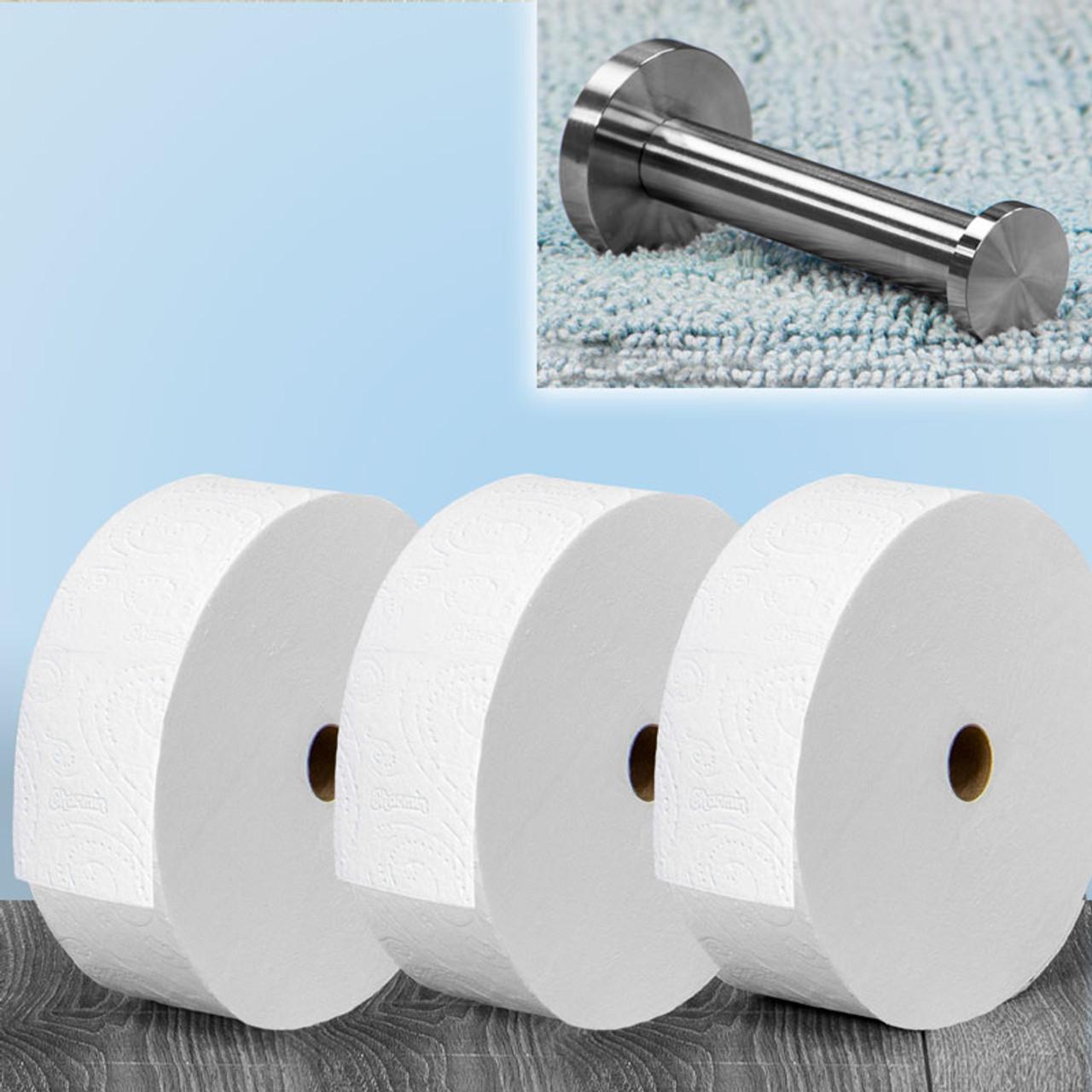 Forever Roll Starter Kit Free Screw In Wall Mount