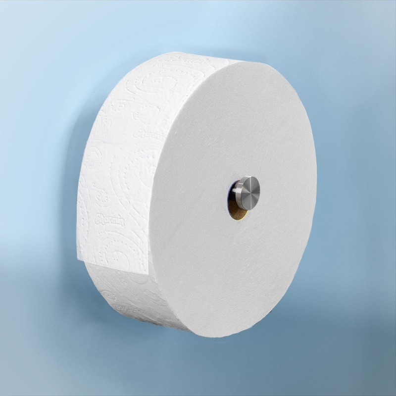 Wall Mounted Holder Charmin Forever Roll