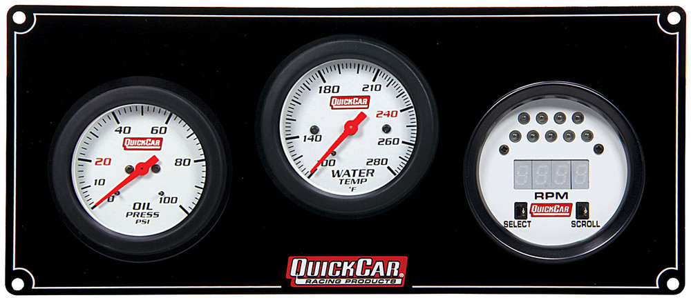 61-7031 Extreme 2-1 w/Tach Quickcar Racing Products