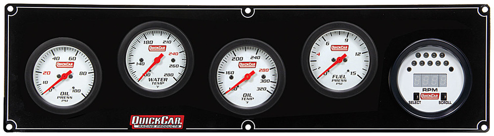 61-7051 Extreme 4-1 w/Tach Quickcar Racing Products