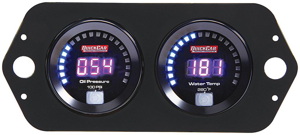 Sprint Car and Open Wheel Digital Gauge Panel