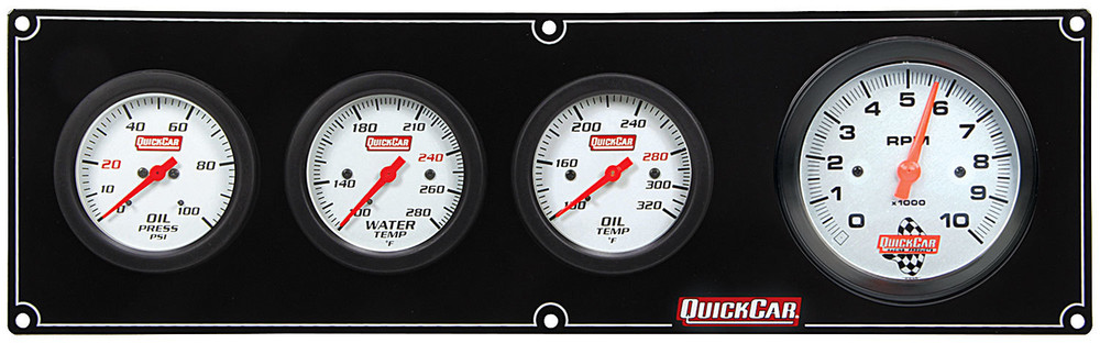 61-77413 Extreme 3-1 OP/WT/OT w/ 3in Tach Quickcar Racing Products