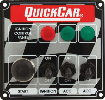 50-025 ICP Ignition Switch2 Acc. Switch Quickcar Racing Products