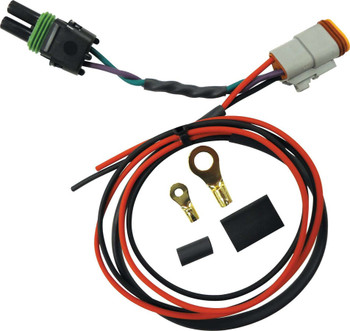 distributor adapter - crane w/3-pin deutsch 50-2008 quickcar racing products